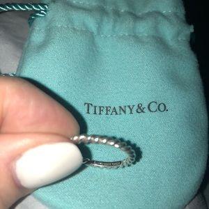 Tiffany & Co twist ring